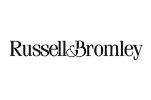 Russell & Bromley logo