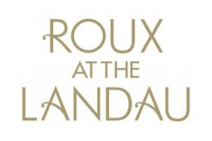 Roux at The Landau logo