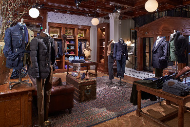 GANT new store on Regent Street