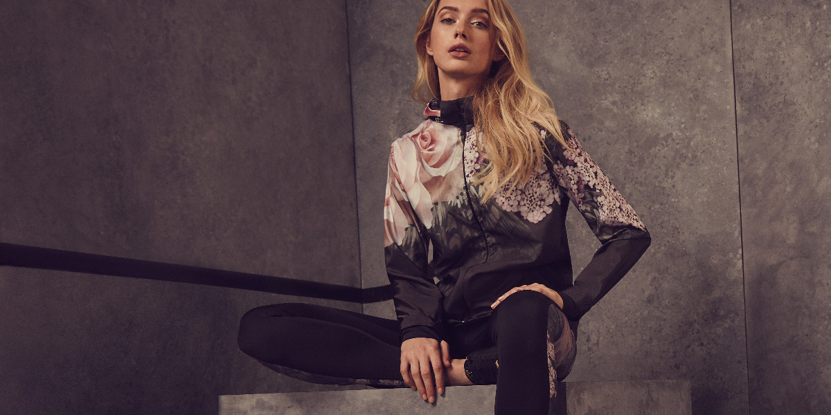 Ted Baker 'Fit to a T' campaign image