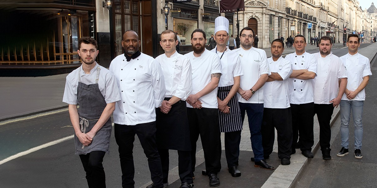 food waste pledge chefs