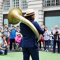 EVENTS ON REGENT STREET