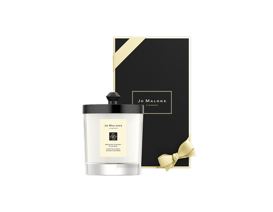 Jo Malone London: Limited-edition Frosted Cherry and Clove Home Candle