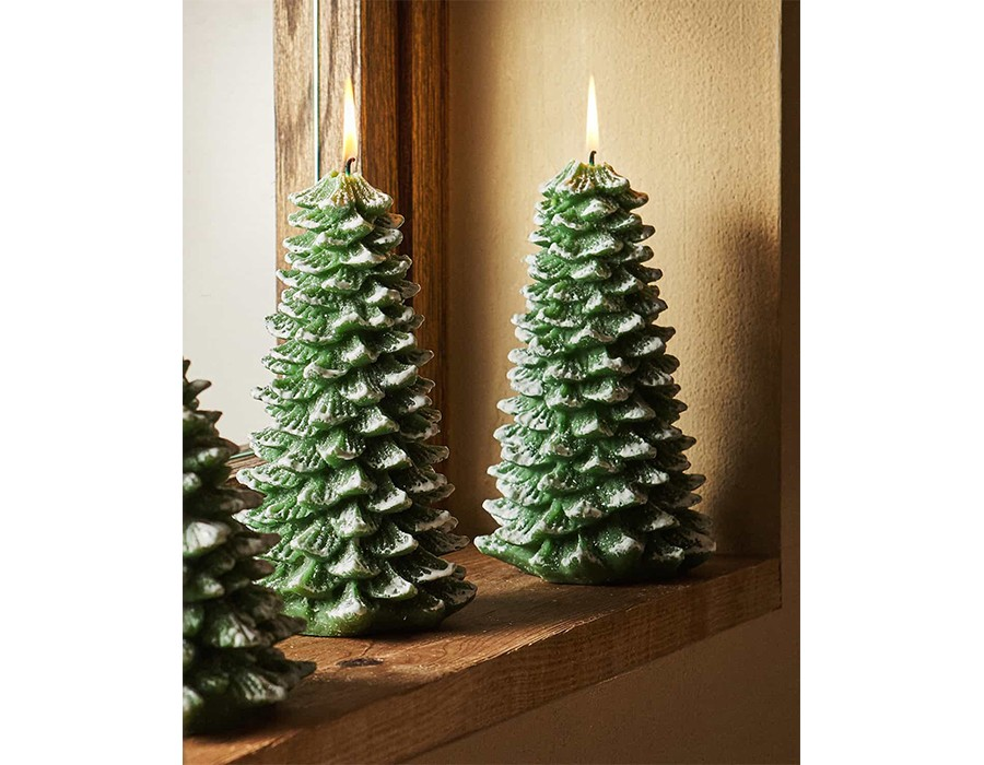 Zara Home: Pinecone Candles