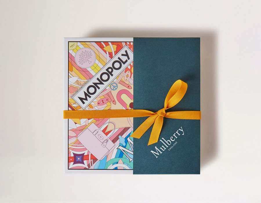 Mulberry Monopoly Board