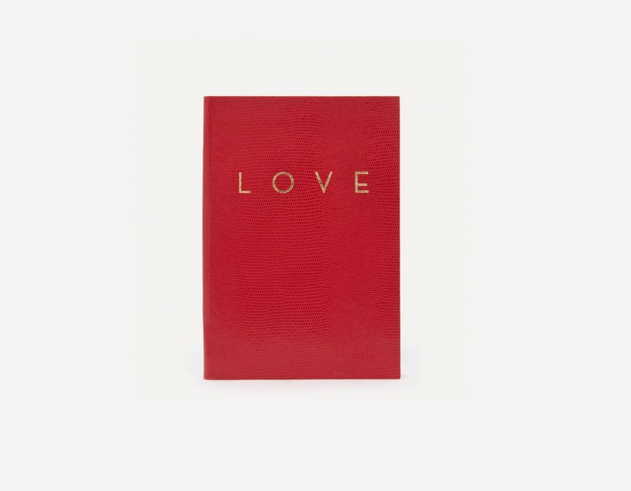 Liberty London Sloane Stationery Love Wedding Planner